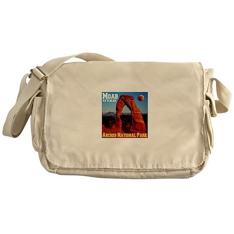 Moab, UT Messenger Bag