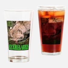 Everglades National Park Drinking Glass