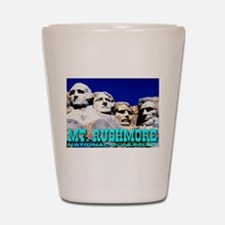 Mt. Rushmore National Monumen Shot Glass