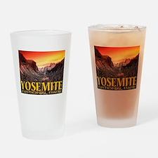 Yosemite National Park Drinking Glass