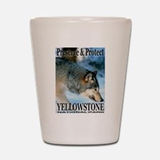 Preserve & Protect YNP Shot Glass