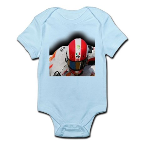 MSface Infant Bodysuit