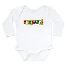 VRbaby Long Sleeve Infant Bodysuit