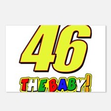 VR46baby Postcards (Package of 8)