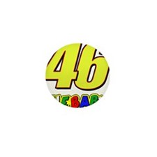 VR46baby Mini Button (10 pack)