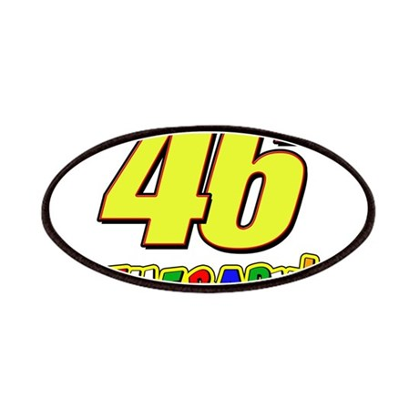 VR46baby Patches