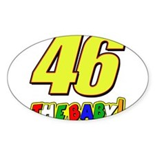 VR46baby Decal