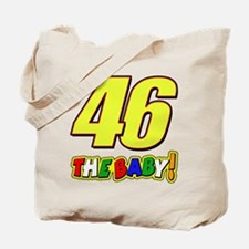 VR46baby Tote Bag