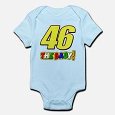 VR46baby Infant Bodysuit