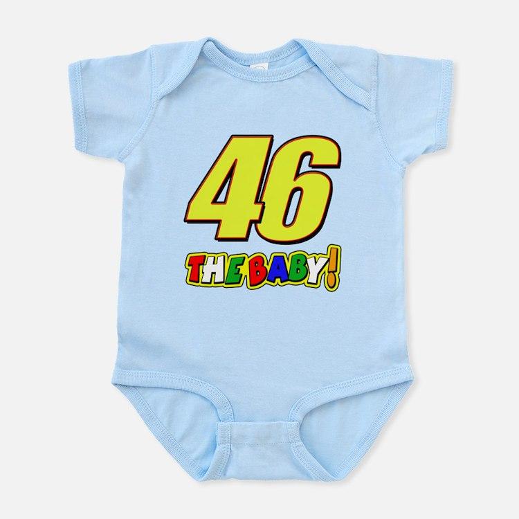 VR46baby Infant Bodysuit