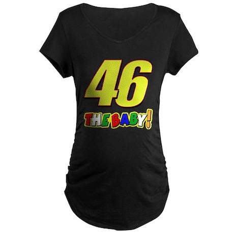 VR46baby Maternity Dark T-Shirt