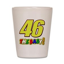VR46baby Shot Glass