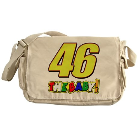 VR46baby Messenger Bag