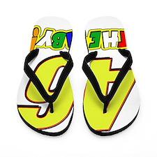 VR46baby Flip Flops