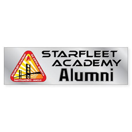 Starfleet Academy Sticker (Bumper)