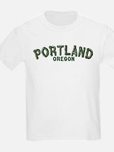 PORTLAND Kids T-Shirt