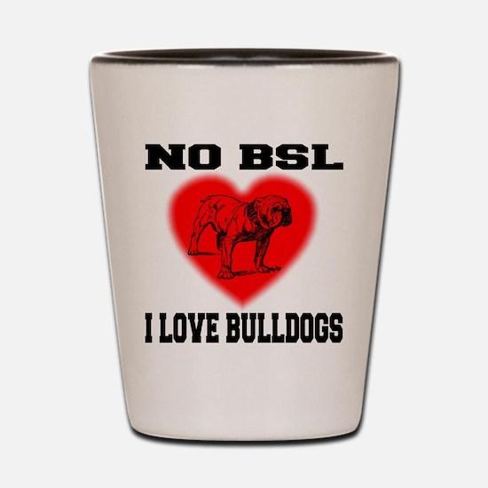 No BSL Shot Glass