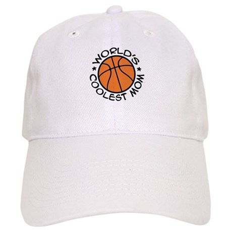 World's Coolest Basketball Mom Cap