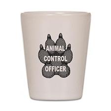 Animal Control Officer Shot Glass