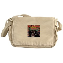 Save Homeless Animals Messenger Bag