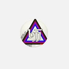 BJJ - Brazilian Jiu Jitsu - C Mini Button