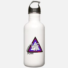 BJJ - Brazilian Jiu Jitsu - C Water Bottle