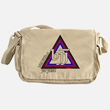BJJ - Brazilian Jiu Jitsu - C Messenger Bag