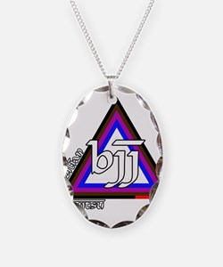 BJJ - Brazilian Jiu Jitsu - C Necklace