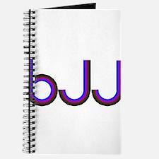 BJJ - Brazilian Jiu Jitsu - C Journal
