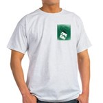 Concealed Carry Ash Grey T-Shirt