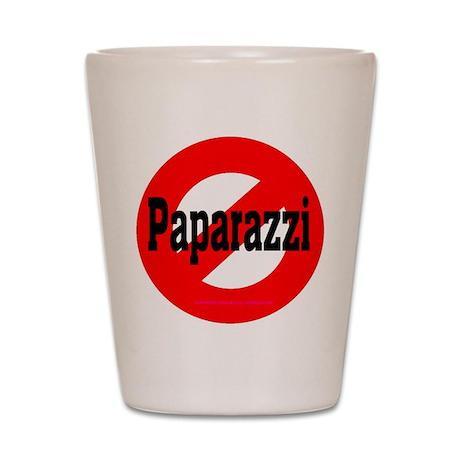 No Paparazzi Edition #6 Shot Glass