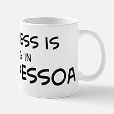 Happiness is Joao Pessoa Mug
