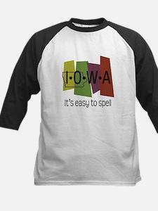 Iowa Easy to Spell Tee