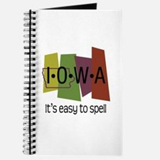 Iowa Easy to Spell Journal
