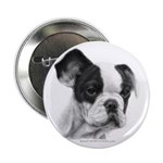 French Bulldog Button
