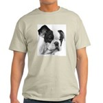 French Bulldog Ash Grey T-Shirt