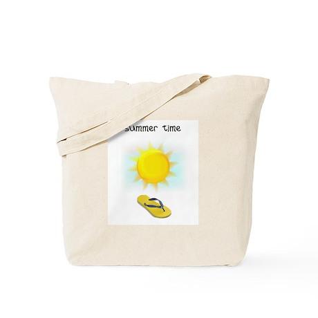SUMMER TIME SUNSHINE LOOK Tote Bag