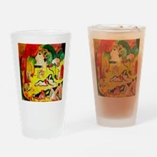 The Joy of Life Matisse 1905 Drinking Glass
