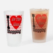 Promote Mall Shopping Drinking Glass
