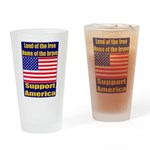 Land of the free home of the Drinking Glass