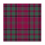 Tartan - MacDonald of Glencoe Tile Coaster