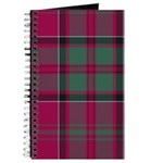 Tartan - MacDonald of Glencoe Journal