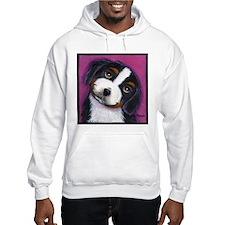 Bernise Mountain Dog Hoodie
