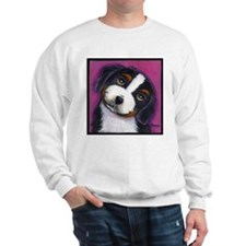 Bernise Mountain Dog Sweater