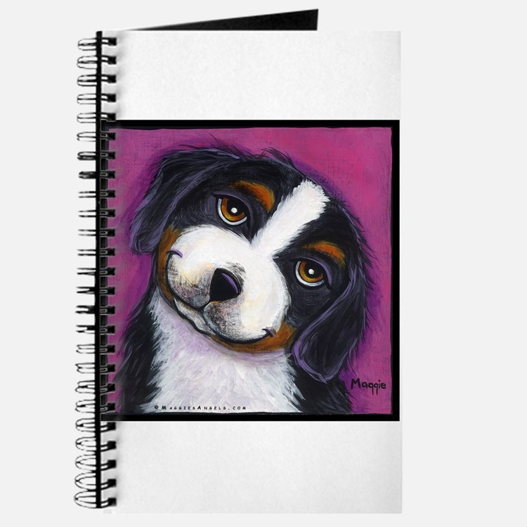 Bernise Mountain Dog Journal