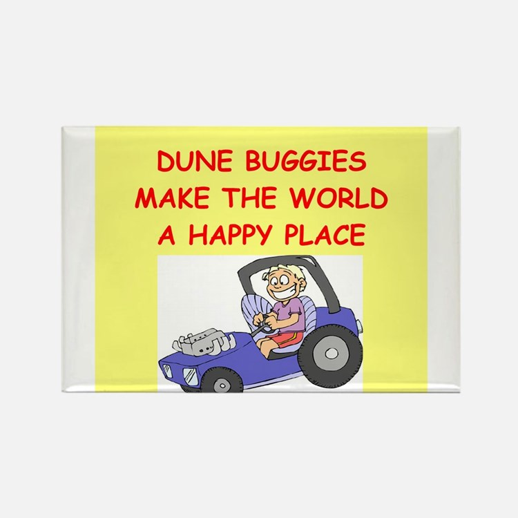 dune buggies Rectangle Magnet