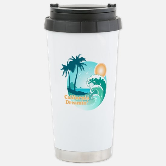 California Dreamin' Mugs