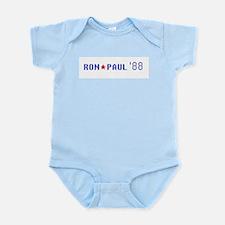 Ron Paul Infant Bodysuit