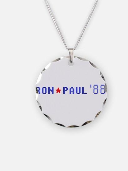 Ron Paul Necklace