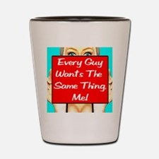 Every Guy Wants The Same Thin Shot Glass
